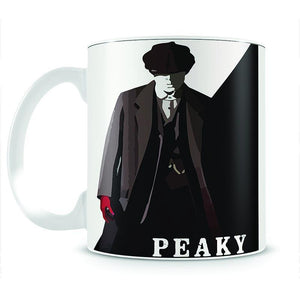 Peaky Blinders Silhouette Mug - Canvas Art Rocks - 2