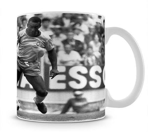 Pele Football Mug - Canvas Art Rocks - 1