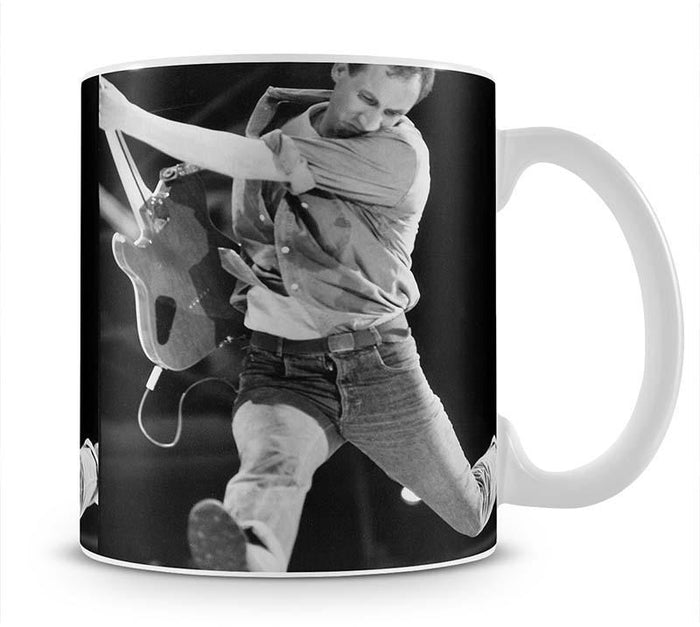 Pete Townshend of The Who Mug