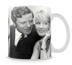 Petula Clark with husband Mug - Canvas Art Rocks - 1