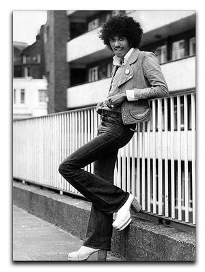 Phil Lynott Canvas Print or Poster - Canvas Art Rocks - 1