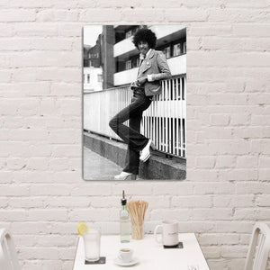 Phil Lynott HD Metal Print - Canvas Art Rocks - 3