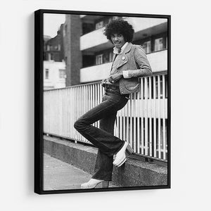 Phil Lynott HD Metal Print - Canvas Art Rocks - 6