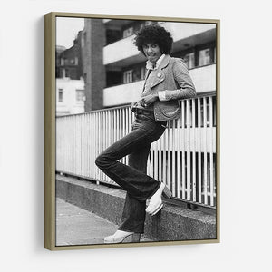 Phil Lynott HD Metal Print - Canvas Art Rocks - 8