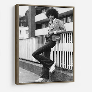 Phil Lynott HD Metal Print - Canvas Art Rocks - 10