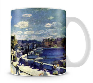 Pont Neuf by Renoir Mug - Canvas Art Rocks - 1