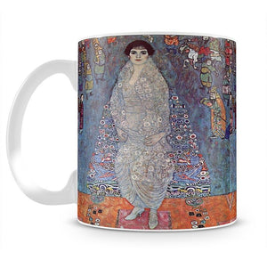 Portrait of Baroness Elisabeth Bachofen by Klimt Mug - Canvas Art Rocks - 2