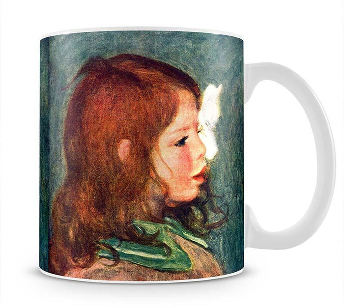 Portrait of Coco by Renoir Mug