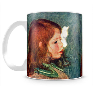 Portrait of Coco by Renoir Mug - Canvas Art Rocks - 2