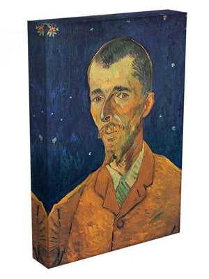 Portrait of Eugene Boch by Van Gogh Canvas Print & Poster - Canvas Art Rocks - 3