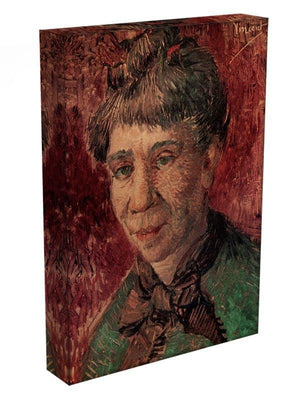 Portrait of Madame Tanguy by Van Gogh Canvas Print & Poster - Canvas Art Rocks - 3