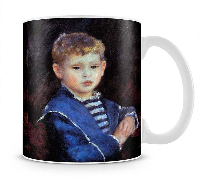 Portrait of Paul Haviland by Renoir Mug