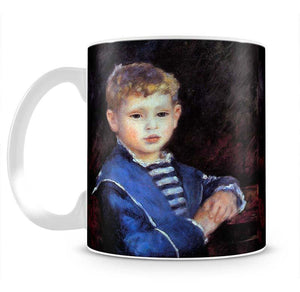 Portrait of Paul Haviland by Renoir Mug - Canvas Art Rocks - 2