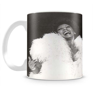 Prince Charles with Shirley Bassey Mug - Canvas Art Rocks - 2