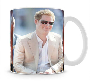 Prince Harry during the Diamond Jubilee tour in the Bahamas Mug - Canvas Art Rocks - 1