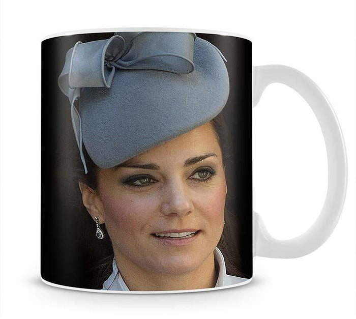 Prince William and Kate Kate at Easter service in Australia Mug
