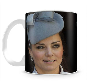 Prince William and Kate Kate at Easter service in Australia Mug - Canvas Art Rocks - 2