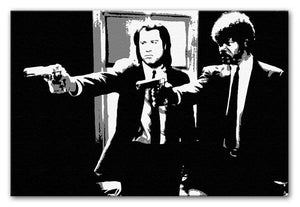 Pulp Fiction Path of the Righteous Man Print - Canvas Art Rocks - 1