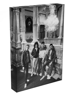 Queen in Vienna Canvas Print or Poster - Canvas Art Rocks - 3