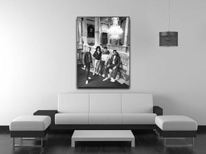 Queen in Vienna Canvas Print or Poster - Canvas Art Rocks - 4
