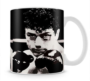 Raging Bull Mug - Canvas Art Rocks - 1