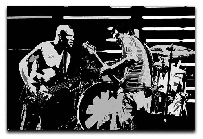 Red Hot Chili Peppers Canvas Print or Poster