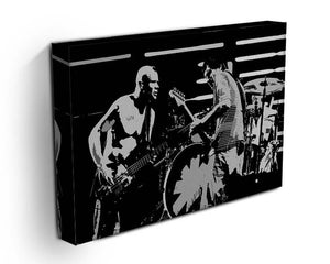 Red Hot Chili Peppers Canvas Print or Poster - Canvas Art Rocks - 3