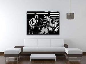 Red Hot Chili Peppers Canvas Print or Poster - Canvas Art Rocks - 4