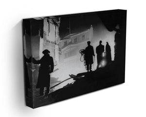 Rescuers in Soho London Canvas Print or Poster - Canvas Art Rocks - 3