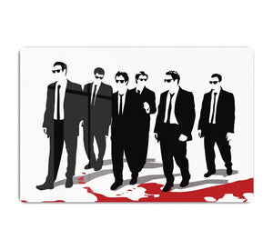 Reservoir Dogs Blood HD Metal Print