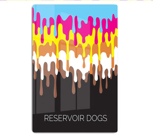 Reservoir Dogs Minimal Movie HD Metal Print