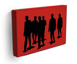 Reservoir Dogs Red Print - Canvas Art Rocks - 3