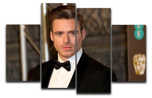 Richard Madden Body Guard 4 Split Panel Canvas  - Canvas Art Rocks - 1