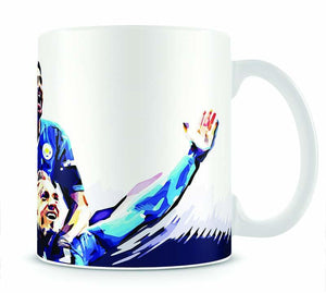 Rihad Mahrez and Jamie Vardy Mug - Canvas Art Rocks - 1