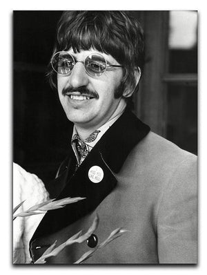 Ringo Starr of The Beatles in 1967 Canvas Print or Poster  - Canvas Art Rocks - 1