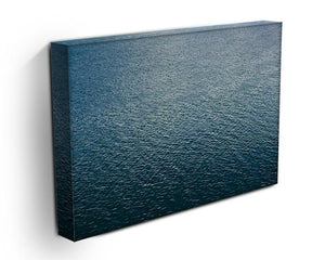 Ripple on blue water Canvas Print or Poster - Canvas Art Rocks - 3