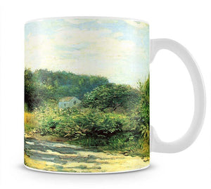 Road to Louveciennes by Renoir Mug - Canvas Art Rocks - 1