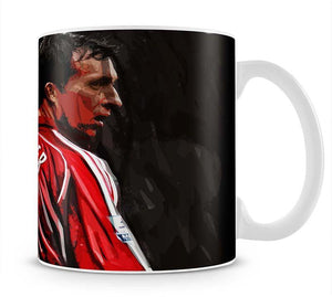 Robbie Fowler Liverpool Mug - Canvas Art Rocks - 1