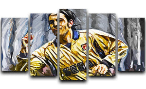 Robert Pires 5 Split Panel Canvas  - Canvas Art Rocks - 1