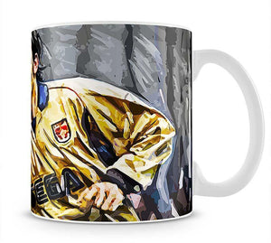 Robert Pires Mug - Canvas Art Rocks - 1