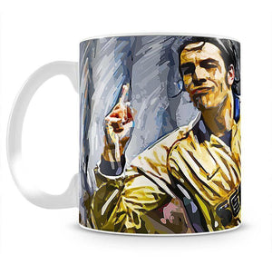 Robert Pires Mug - Canvas Art Rocks - 2
