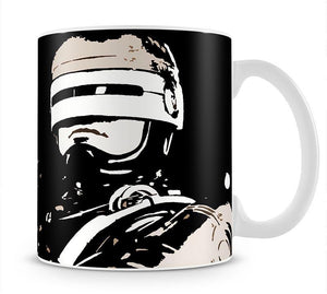 Robocop Mug - Canvas Art Rocks - 1