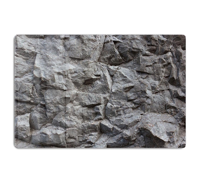 Rock texture background HD Metal Print