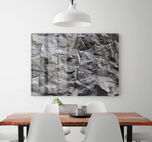 Rock texture background HD Metal Print - Canvas Art Rocks - 2