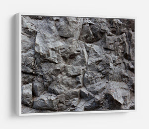 Rock texture background HD Metal Print - Canvas Art Rocks - 7