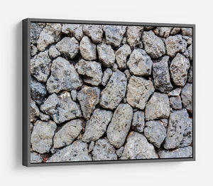 Rock wall texture HD Metal Print - Canvas Art Rocks - 9