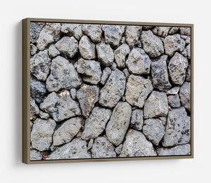 Rock wall texture HD Metal Print - Canvas Art Rocks - 10