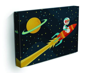 Rocket Boy Canvas Print or Poster - Canvas Art Rocks - 3
