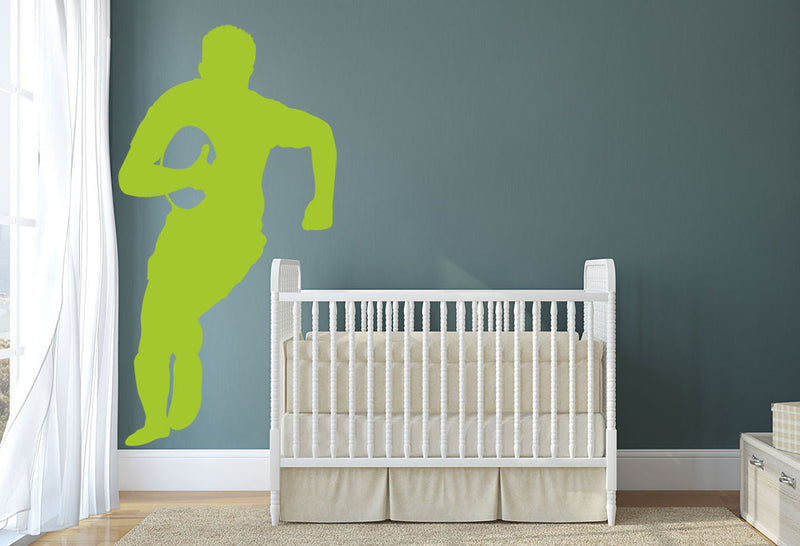 Rugby Wall Decal - Canvas Art Rocks