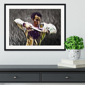 Ryan Giggs Framed Print - Canvas Art Rocks - 1